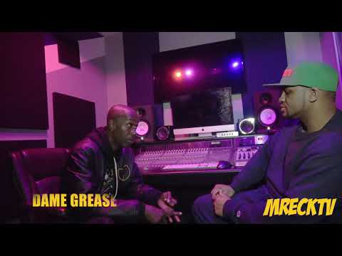 Dame Grease: Mase & Cam'ron Wanted To Battle Since They Was 18(#MRecktv Exclusive)