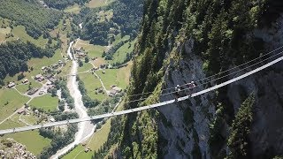 THE SQUAD GO TO... LAUTERBRUNNEN!