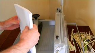 STACK® S12 Paper Cutter Demo