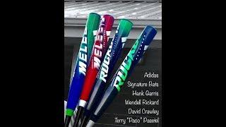 """Senior Softball Bat Reviews (Adidas 12"""" two Piece)"""