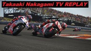 MotoGP 2018 Mod | Takaaki Nakagami | #AmericasGP | TV REPLAY GAME
