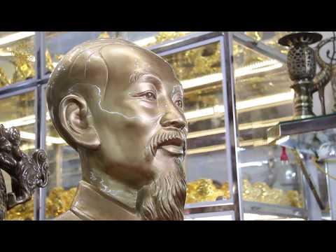 Đồng mỹ nghệ Quang Hà - Showroom 845 Giải Phóng