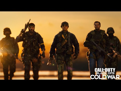 Call of Duty®: Black Ops Cold War - Official Launch Trailer