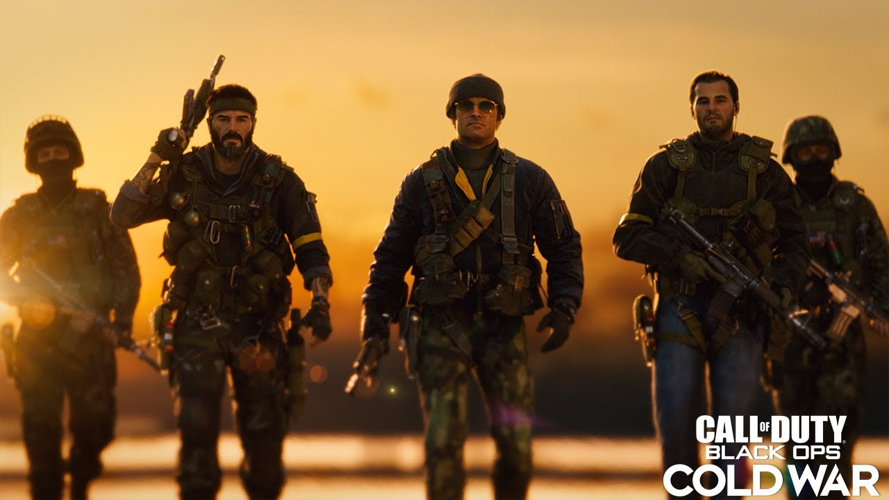 Call of Duty®: Black Ops Cold War - Official Launch Trailer - download from YouTube for free