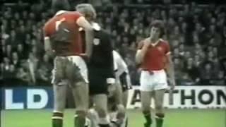 Fulham v Chelsea 1975