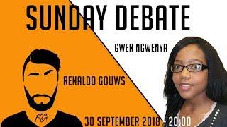 Sunday Debate | Gwen Ngwenya | 30 September 2018