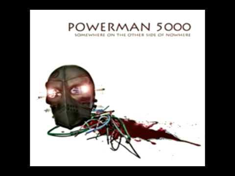 Powerman 5000   Show Me What Youve Got     2009  New album