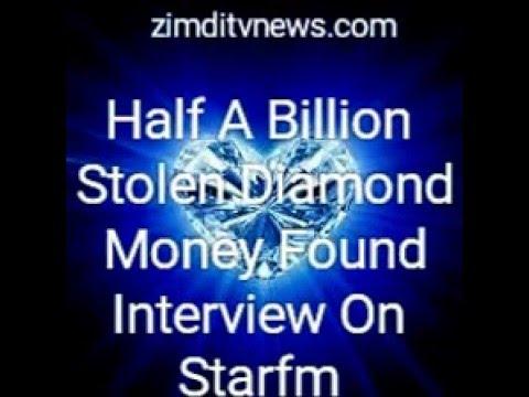 Chiadzwa Jinan Diamond Mining Company took US450 Billion to Botswana
