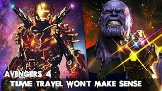 Avengers 4's Time Travel Won't Make Sense | Viral Fever