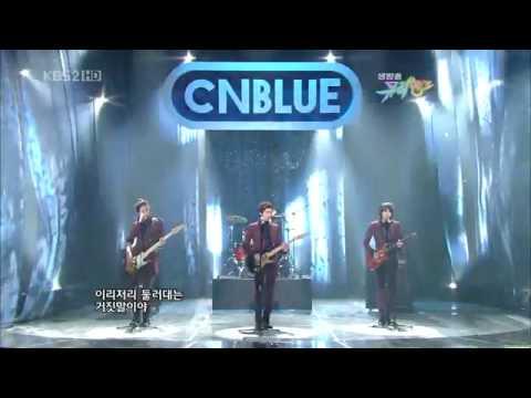 C.N. Blue 2010 02 19 KBS Music Bank
