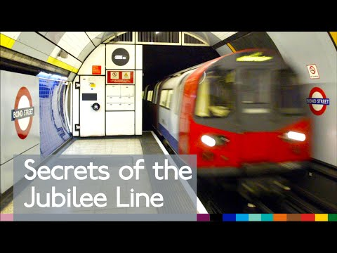 Secrets Of The Jubilee Line
