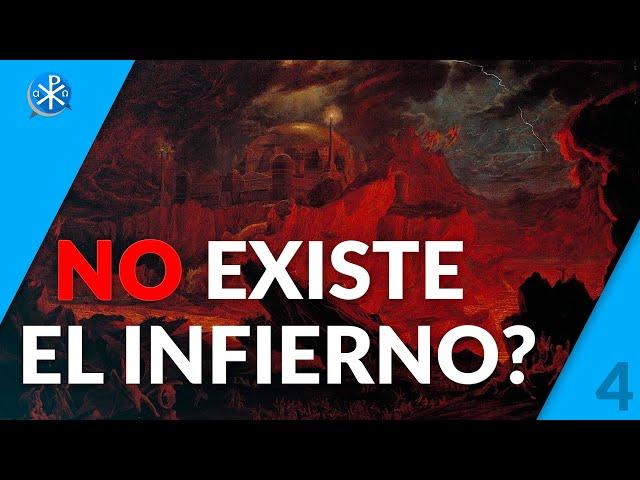 NO EXISTE EL INFIERNO?   Perseverancia - P. Gustavo Lombardo