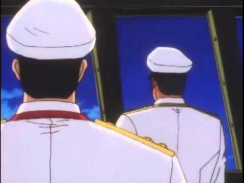 紺碧の艦隊 (Deep Blue Fleet) - Sakamoto Fleet Flagship Battleship Nagato