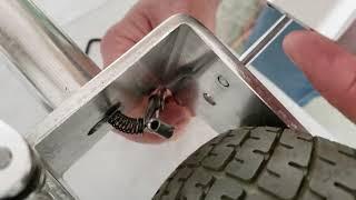 Belt driven Brake Replacement
