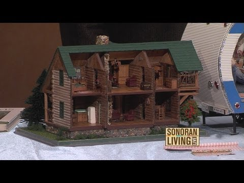 Amazing collection at 36th Annual Dollhouse Miniature Show