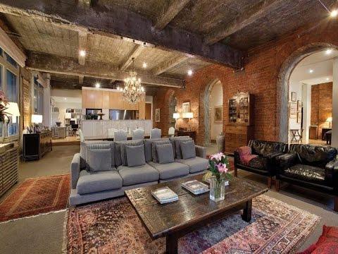 Beautiful Interior Design Warehouse Conversion In Melbourne