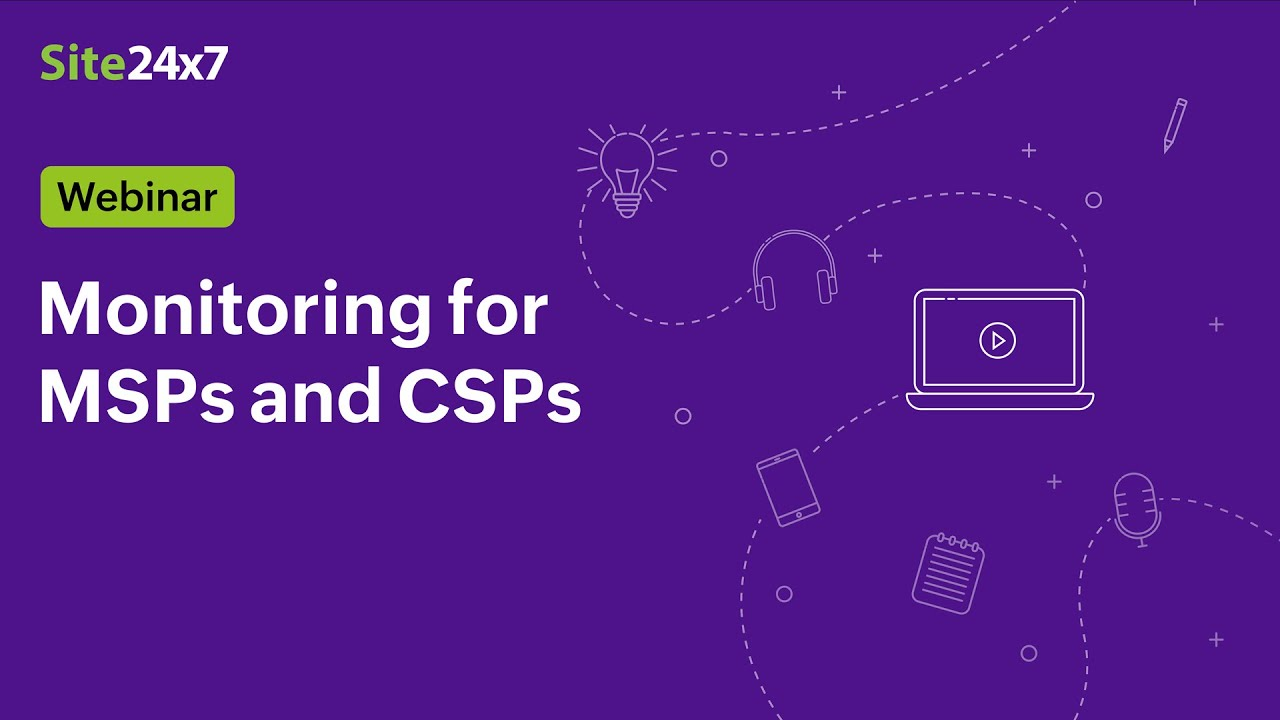 [Webinar] How do we simplify monitoring for MSPs and CSPs