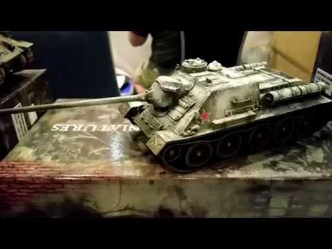 2015 West Coaster Toy Soldier Show (4K)