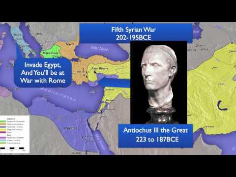 (Decrypting Daniel 7.0) The Seleucids