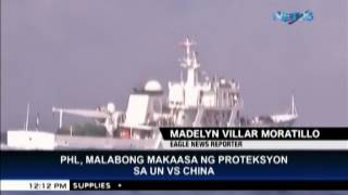 Philippines may not able to receive UN protection against China - solon
