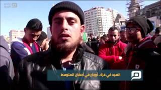بالفيديو| الصيد في غزة.. رحلة موت في أحضان المتوسط