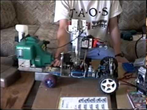 Prototype Variable Transmission 1 of 2 - Mechanics