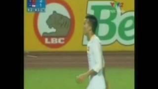 Vietnam vs Singapore 4-1 Semifinal SEA Games 2009