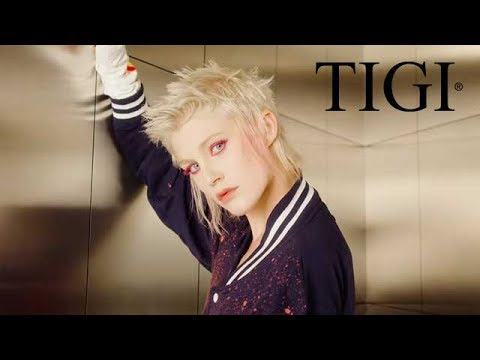 How to Get the Look: Styling Short Textured Hair   TIGI Shift Collection