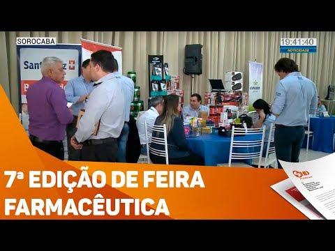 7ª edição de feira farmacêutica - TV SOROCABA/SBT