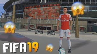PLAYING MORE FREE ROAM ON FIFA 19!