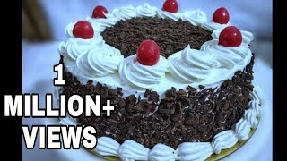 black forest cake in cooker
