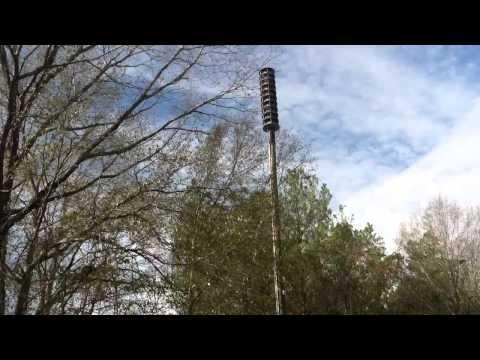Columbus, Georgia tornado siren test 12-15-12 (720p HD)