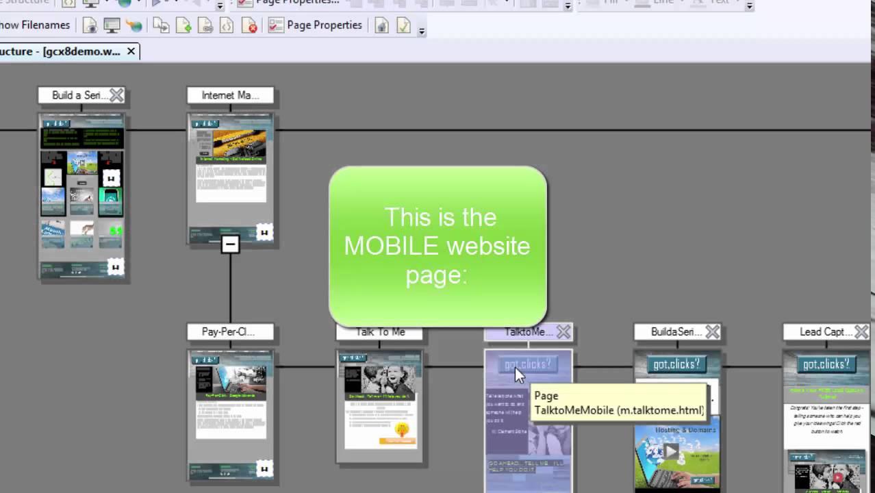 Serif WebPlus X8 Lesson7 Mobile Responsive Web Pages - YouTube
