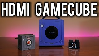 Nintendo GameCube HDMI - The EON GCHD MKII Review | MVG
