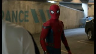 Сцена допроса / Человек-паук: Возвращение домой