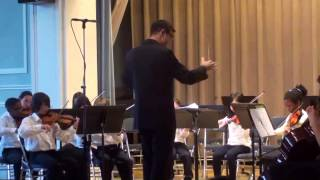 Miniature Symphony, Richard Meyer - Germantown Junior Orchestra, Settlement Music School