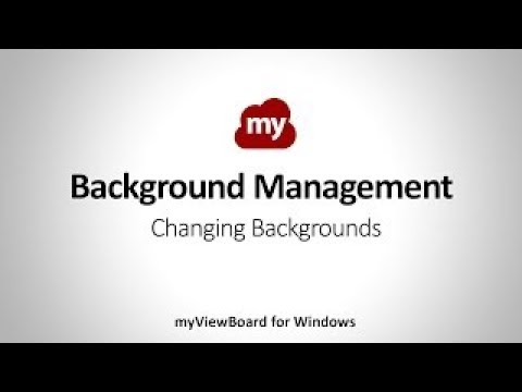 Whiteboard For Windows Changing Background Youtube