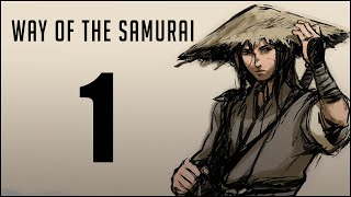Way of The Samurai [1] - INEXPERIENCED (Gameplay / Walkthrough) (PS2 HD)