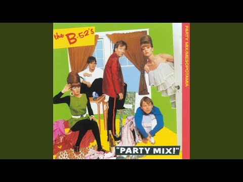 Throw That Beat In The Garbage Can (Party Mix Abum Version)