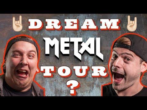 Best Dream Tour Line-Ups!