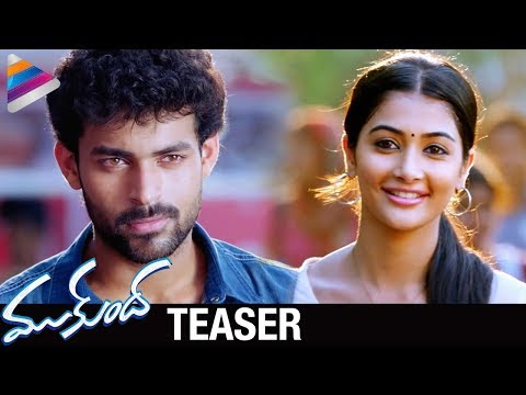 Mukunda Teaser | Varun Tej | Pooja Hegde | Srikanth Addala | Mickey J Meyer