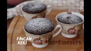 tencerede pişen fincan keki yapımı I Tatlı Tarifleri I Kaptanın Eşi