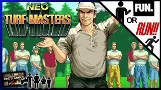 NEO TURF MASTERS | Game Review!! | FUN. or RUN!! | Dad