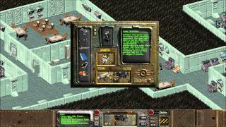 Fallout 2 - A Gardian Portal special encounter and unique Scorcher gun