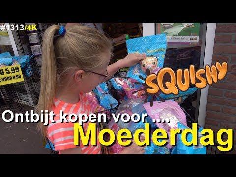 Voor Moederdag ONTBIJT kopen en braderie met SQUISHY's en springkussens in Den Haag #1313