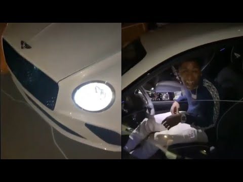 Nba Youngboy Got A New Bentley Continental Gt Youtube