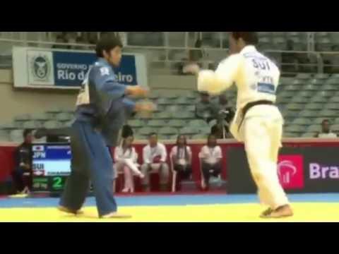 Judo Champion HIRAOKI HIRAOKA