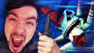 KILLING A REAPER! | Subnautica - Part 28 (Full Release)