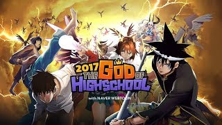Video The God of Highschool - Opening Gameplay download MP3, 3GP, MP4, WEBM, AVI, FLV Maret 2018