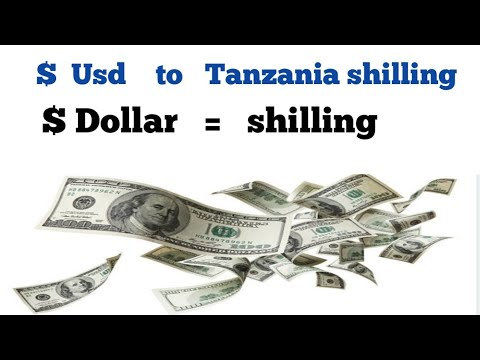 Usd To Tanzania | Usd To Tsh| Dollar To Tsh| Usd To Tzs| Tzs To Usd| 1 Usd To Tzs| Usd To Tanzanian